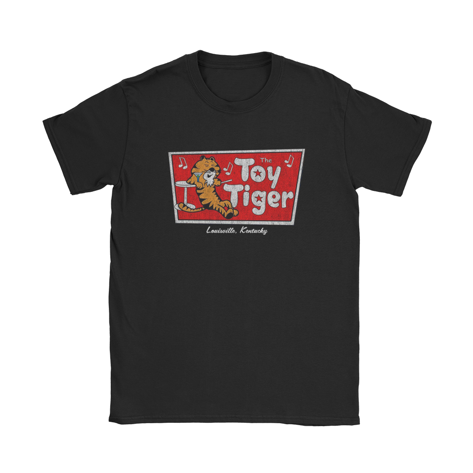 Toy Tiger T-Shirt