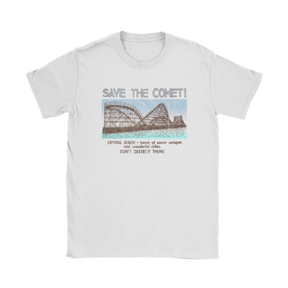 Save The Comet T-Shirt