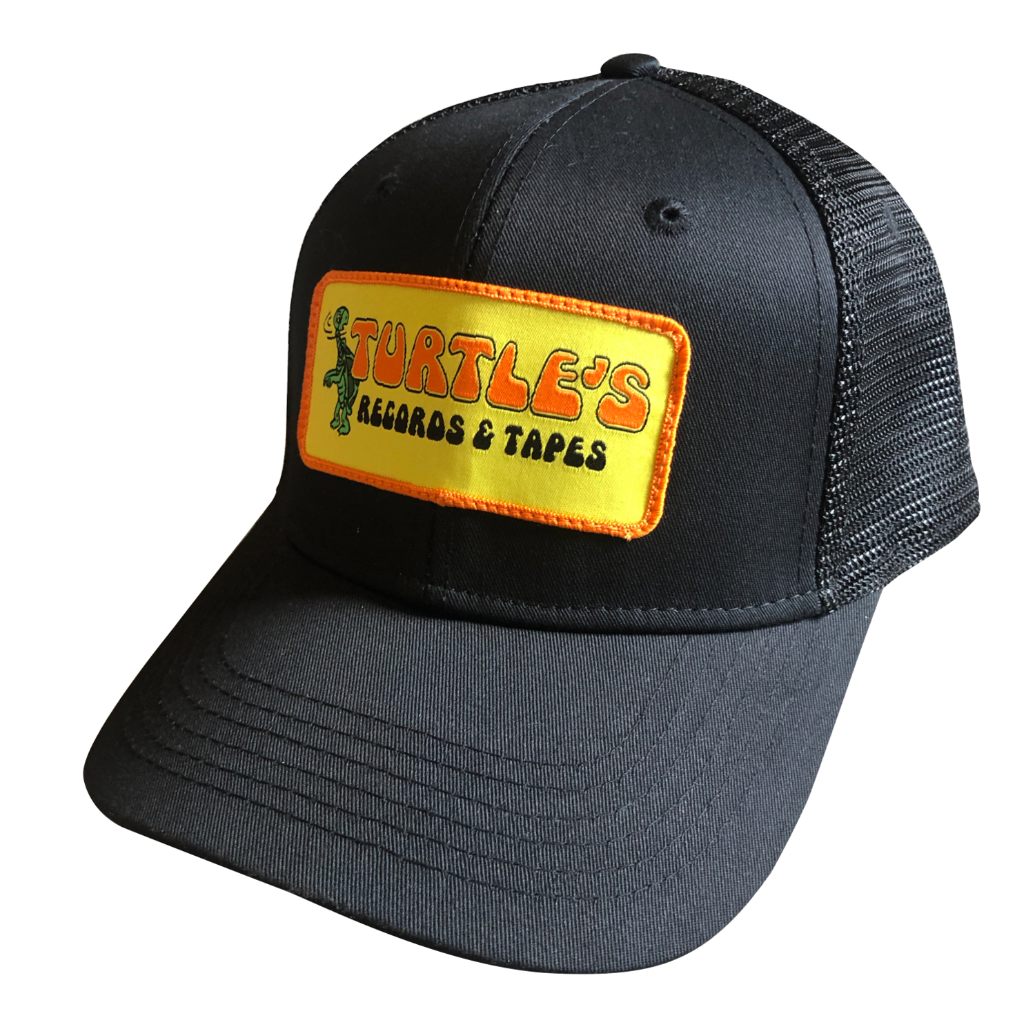 Turtle's Records and Tapes Trucker Hat