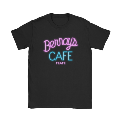 Bernay's Cafe T-Shirt