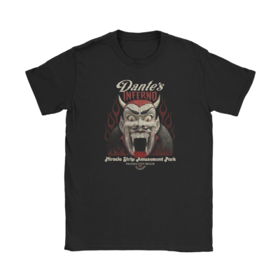 Dante's Inferno Miracle Strip T-Shirt