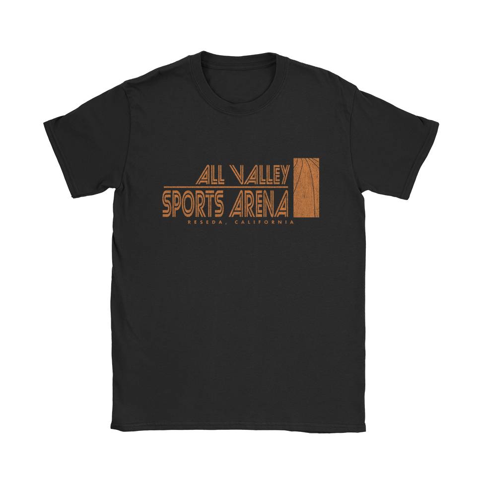 All Valley Sports Arena T-Shirt
