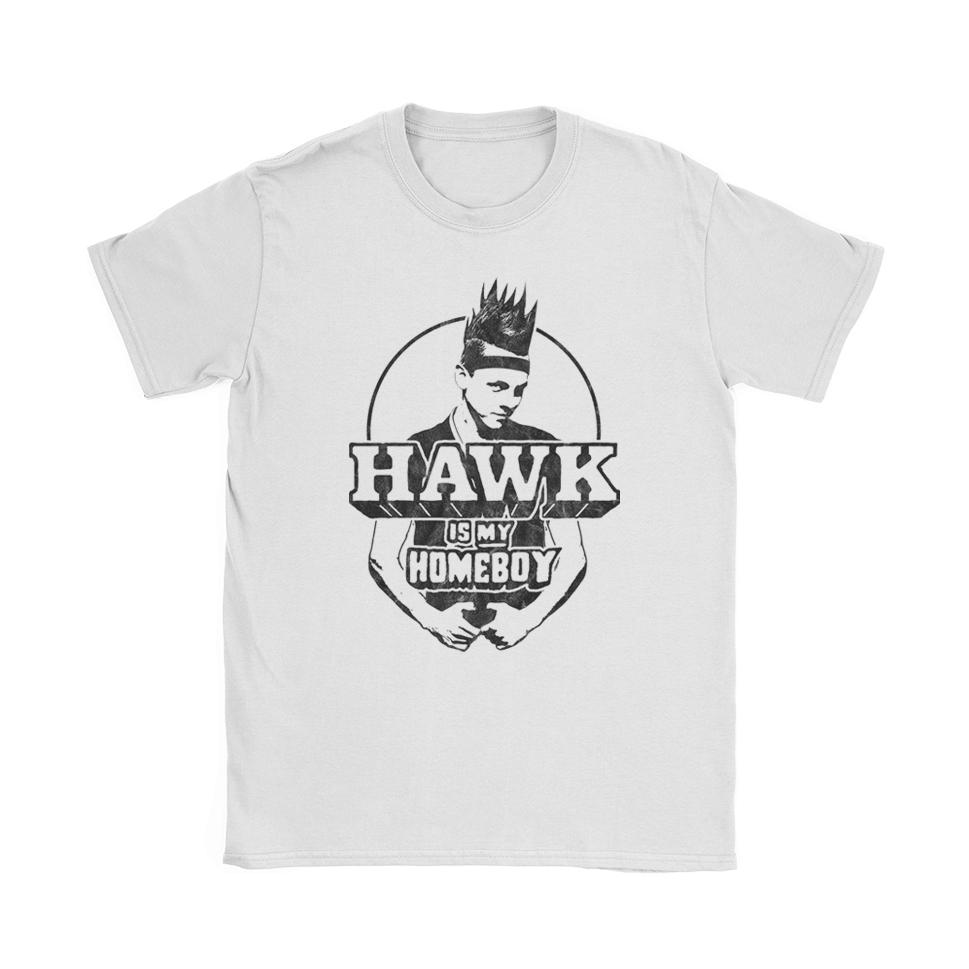 Hawk Is My Homeboy T-Shirt