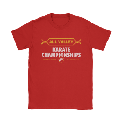 All Valley Karate T-Shirt