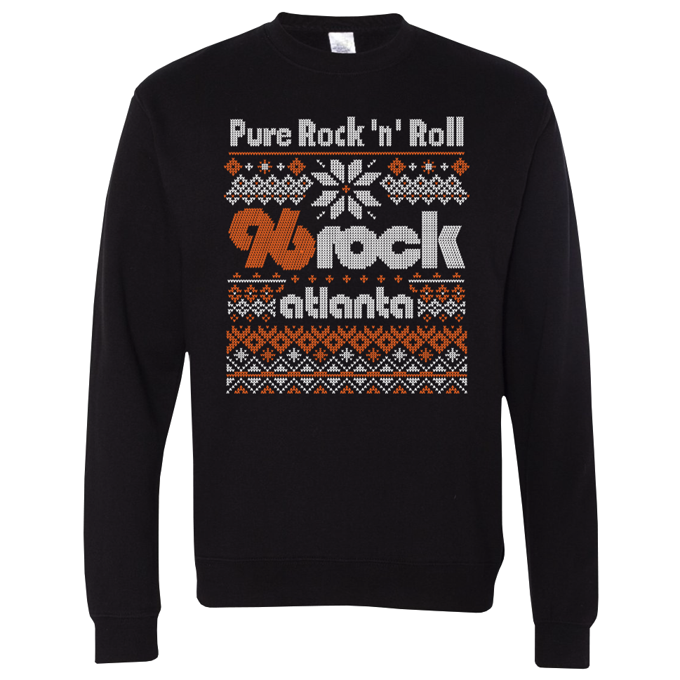 96 Rock Christmas Sweater
