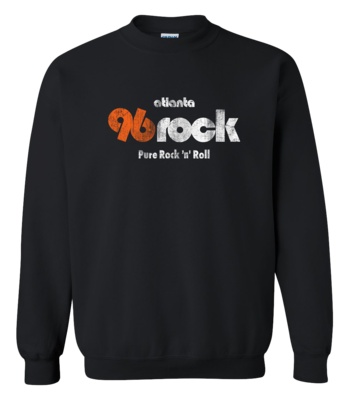 96 Rock Crewneck Sweatshirt