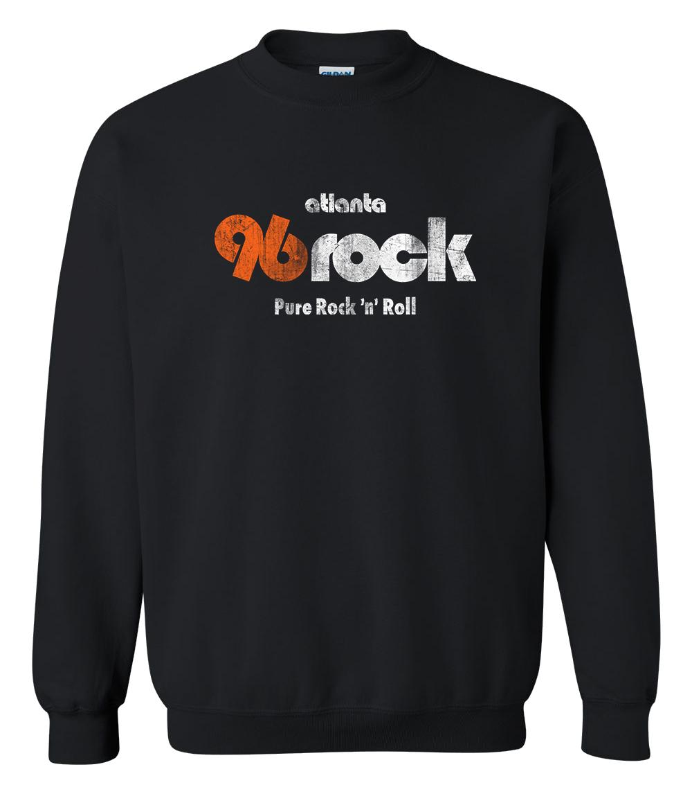 96 Rock Crewneck Sweatshirt