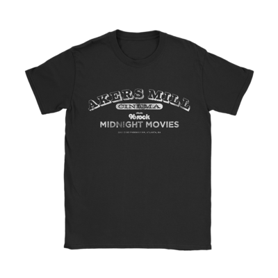 Akers Mill Cinema / 96 Rock T-Shirt