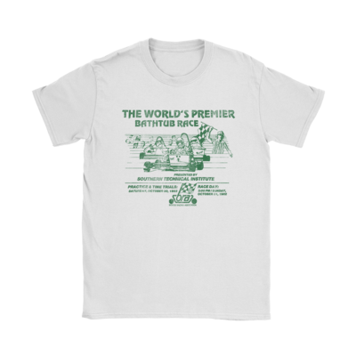 Bathtub Race T-Shirt