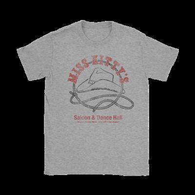 Miss Kitty's Saloon & Dance Hall T-Shirt