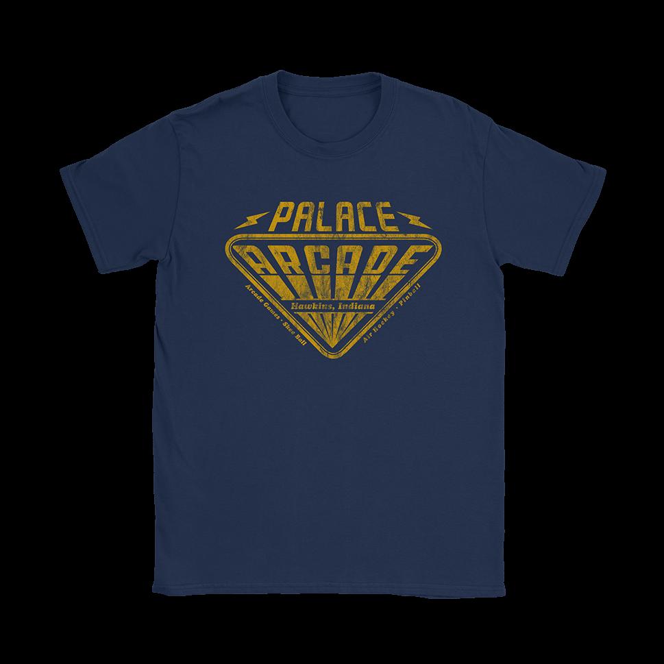 Palace Arcade - Stranger Things T-Shirt