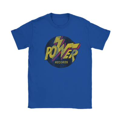 Power Records T-Shirt