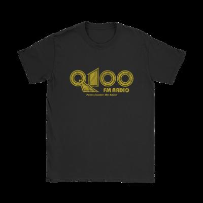 Q100 FM Radio T-Shirt
