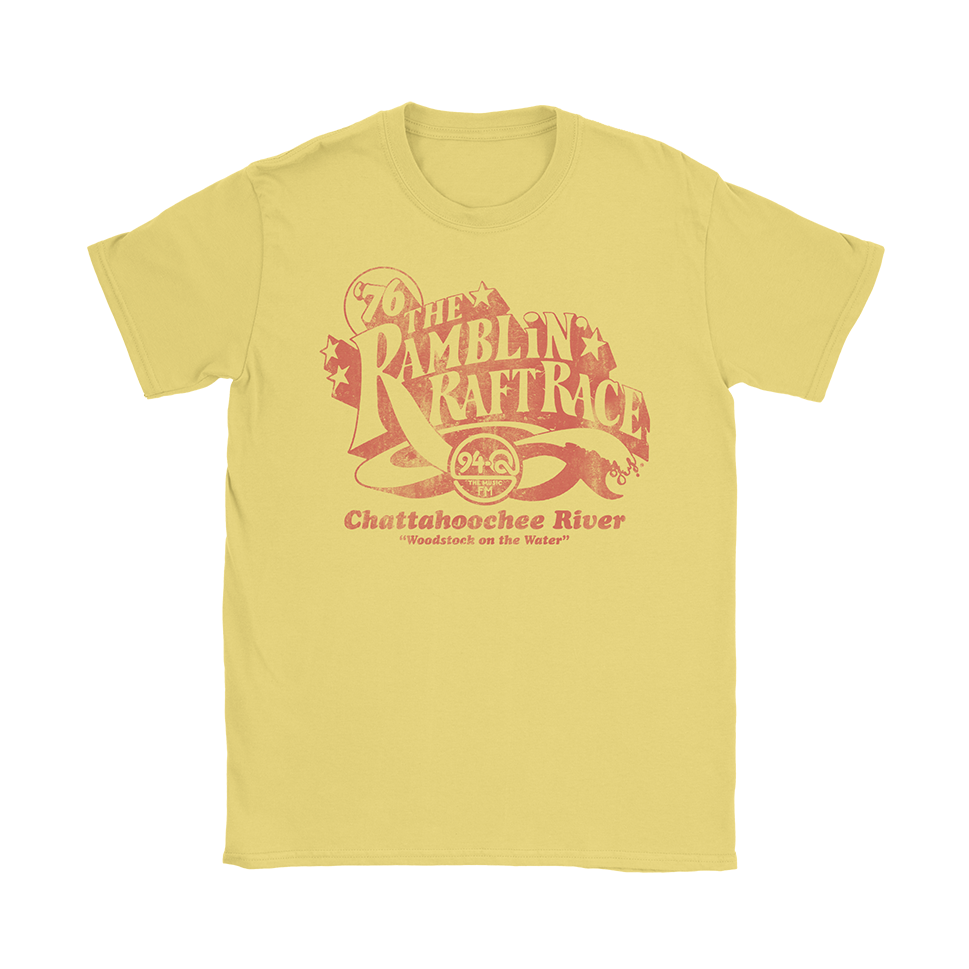 The Ramblin Raft Race T-Shirt