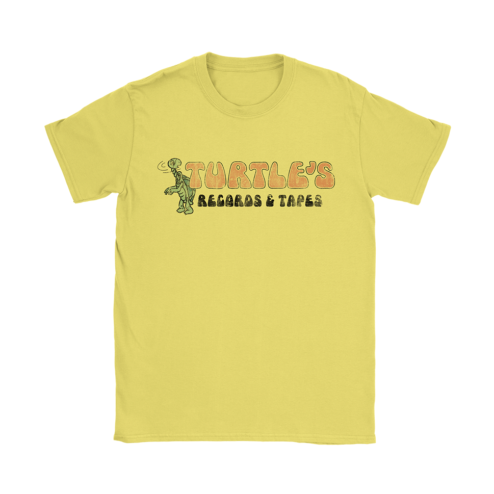 Turtle's Records And Tapes T-Shirt