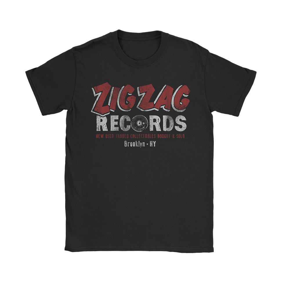 Zig Zag Records T-Shirt