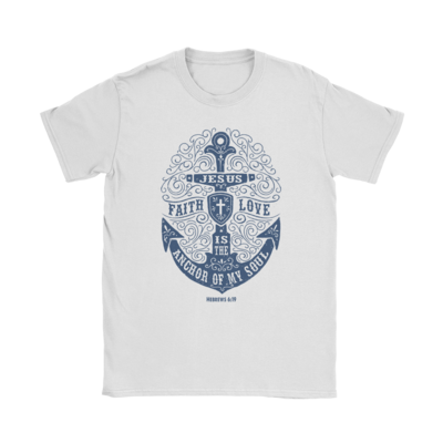 Jesus Anchor T-Shirt