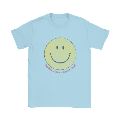 Smile Jesus Loves You T-Shirt