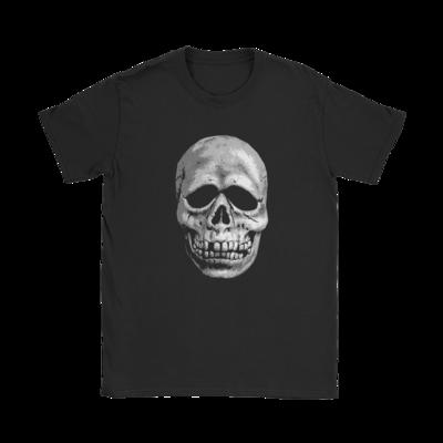 Halloween Skeleton Mask T-Shirt