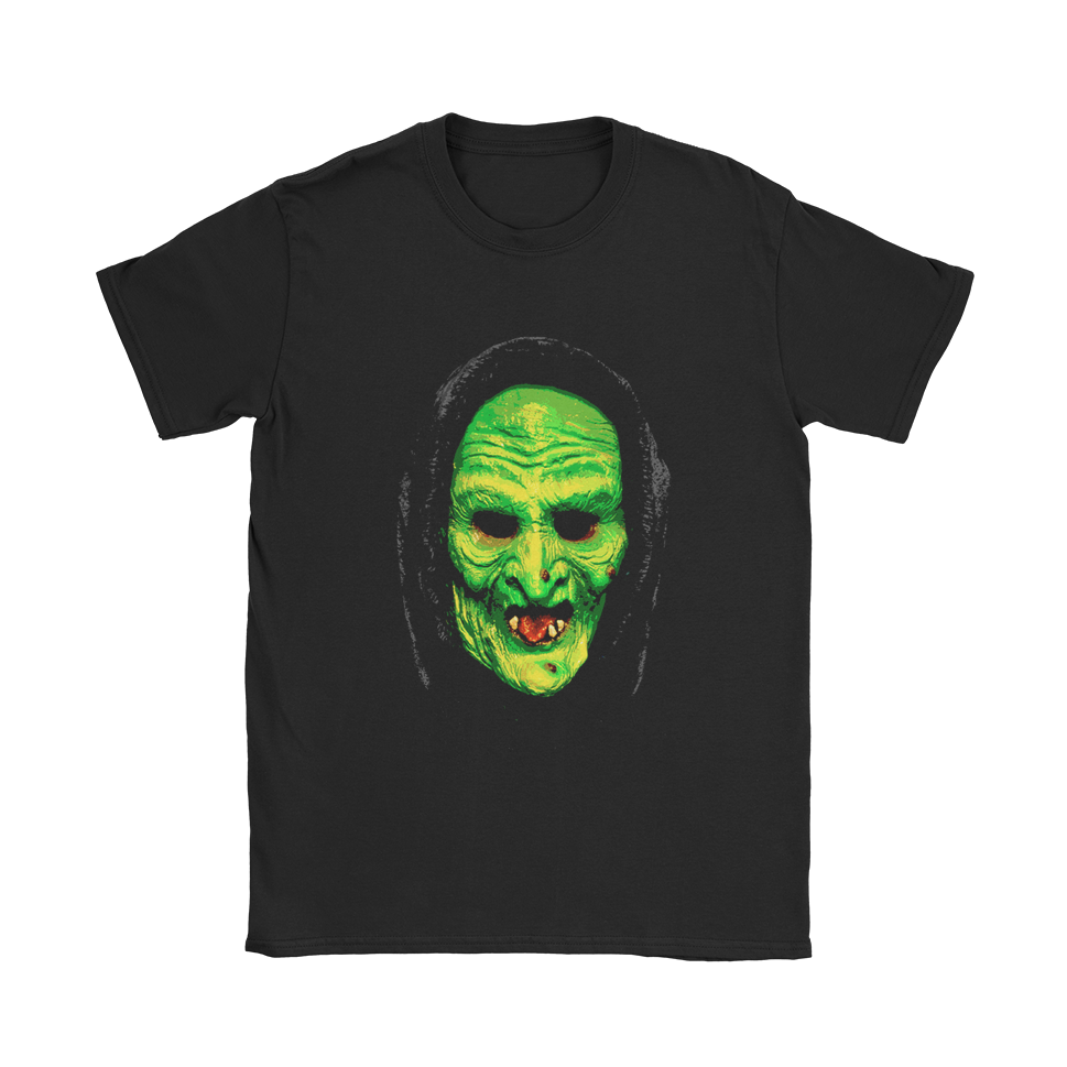 Halloween Witch Mask T-Shirt