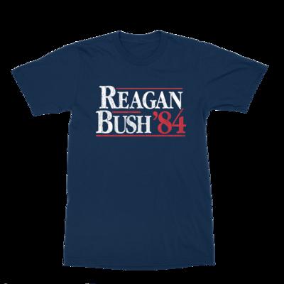 Reagan Bush 84 T-Shirt