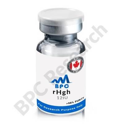 Human Growth Hormone 12iu