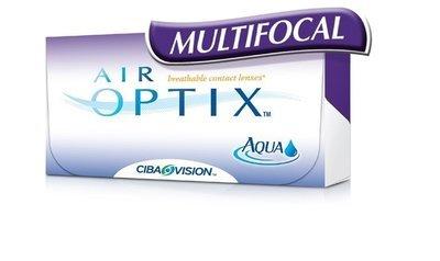 Air Optix Aqua Multifocal
