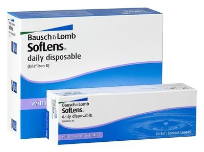 Baush+Lomb Soflens Daily Disposable