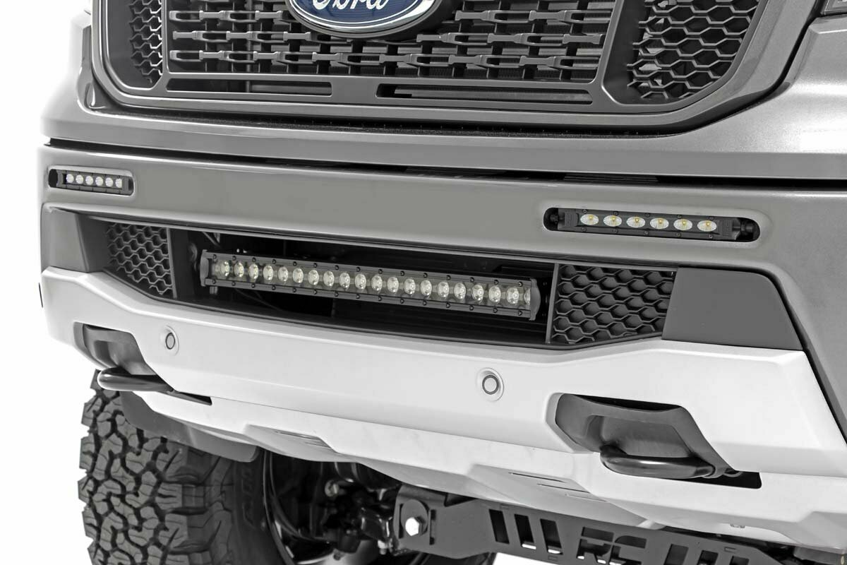 Ford Dual 6in LED Bumper Kit (19-20 Ranger)