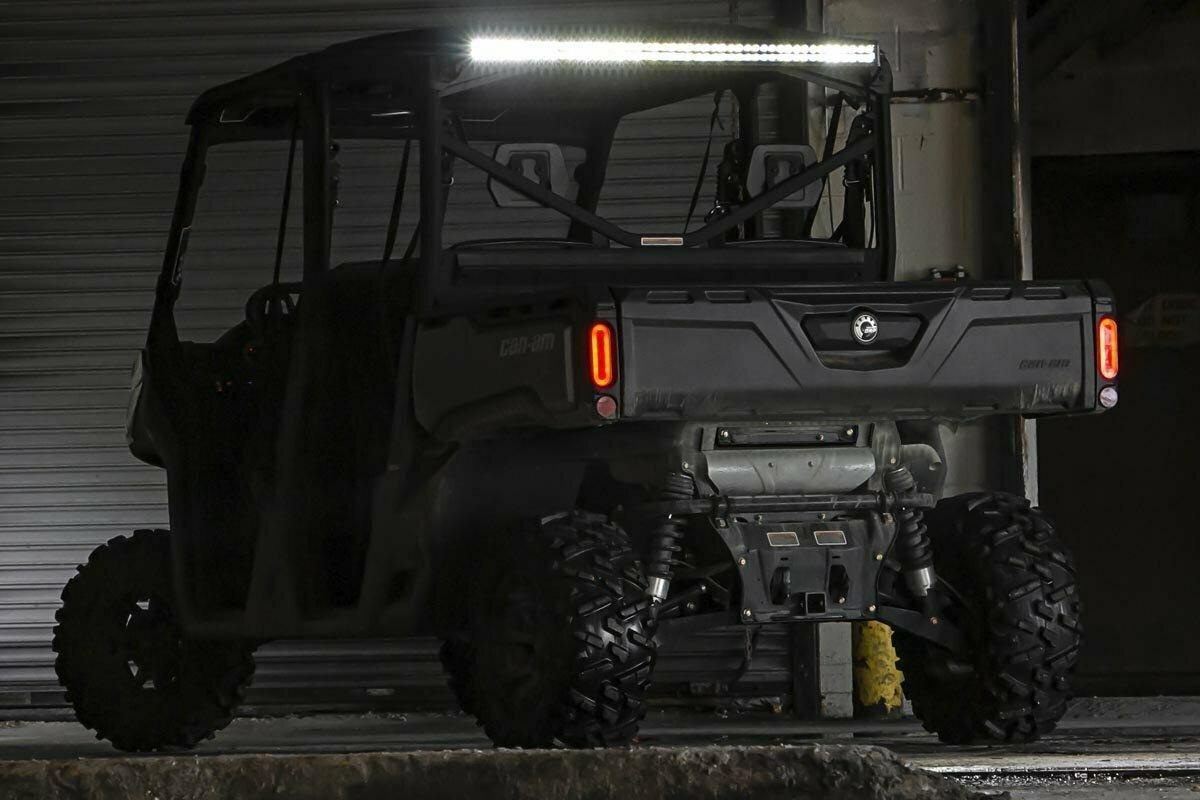 Can-Am Defender Rear Facing 50-Inch LED Kit (16-20 Defender)