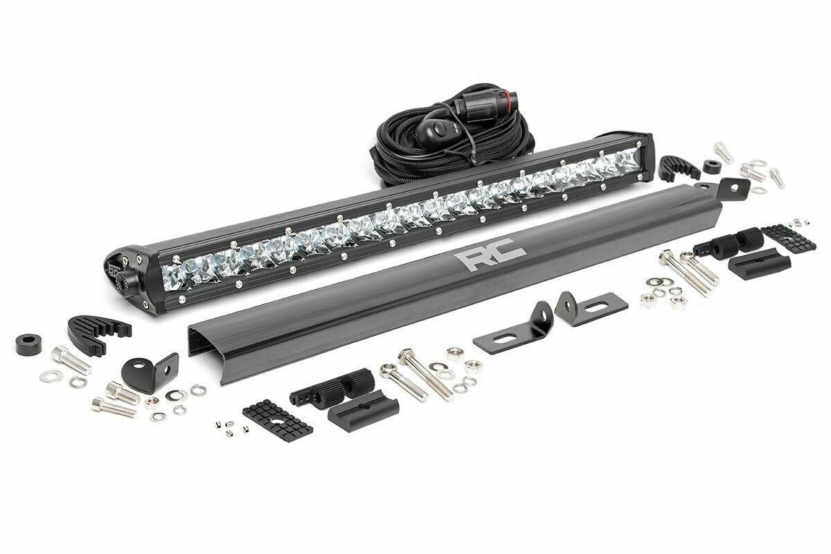 Ford 20in LED Bumper Kit | Chrome Series  (19-20 Ranger)