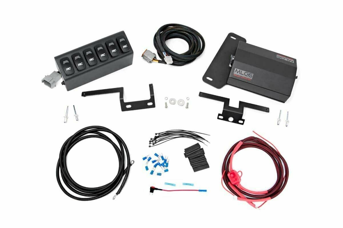 MLC-6 Multiple Light Controller (07-18 Wrangler JK)