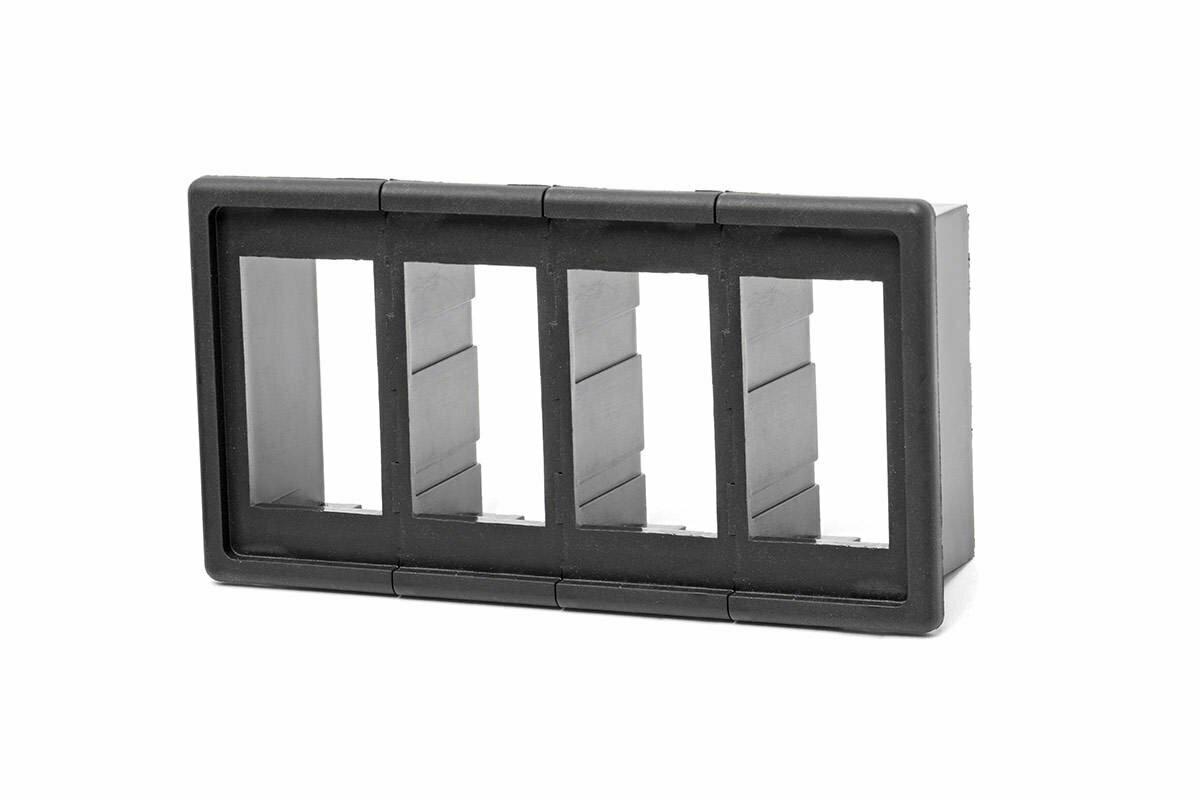 Rocker Switch Housing Kit (4PC)