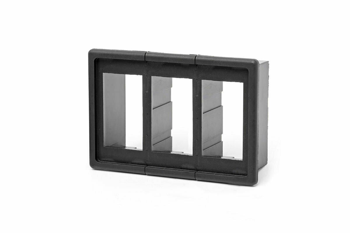 Rocker Switch Housing Kit (3PC)