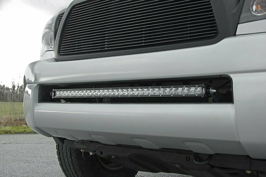 Toyota 30-inch LED Hidden Bumper Mounts (05-15 Tacoma)
