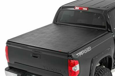 Toyota Soft Tri-Fold Bed Cover (14-19 Tundra - 6' 5