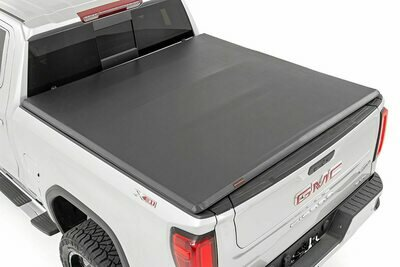 GM Soft Tri-Fold Bed Cover (2019-2020 1500 PU - 6' 6