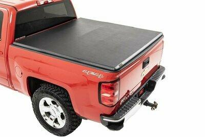 GM Soft Tri-Fold Bed Cover (14-18 1500 PU - 6' 5