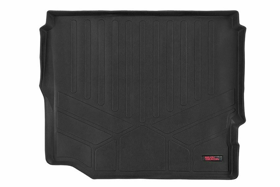 Heavy Duty Cargo Liner - (18-20 Jeep Wrangler JL Unlimited w/o Factory Subwoofer)