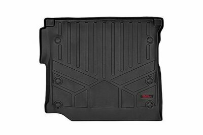Heavy Duty Cargo Liner - (18-20 Jeep Wrangler JL Unlimited w/ Factory Subwoofer)