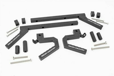Jeep Aluminum Grab Handle Set (07-18 Wrangler JK)