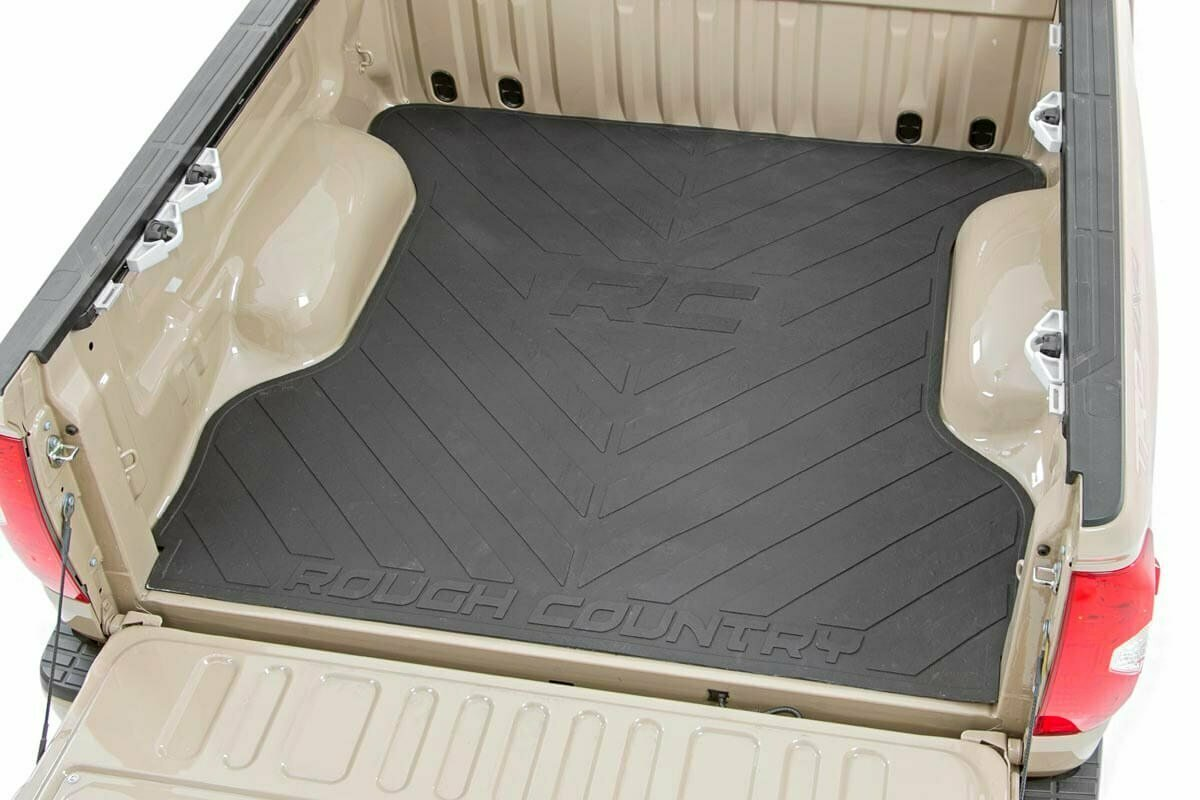 "Toyota Bed Mat w/RC Logos (07-20 Tundra | 5' 5"" Bed)"