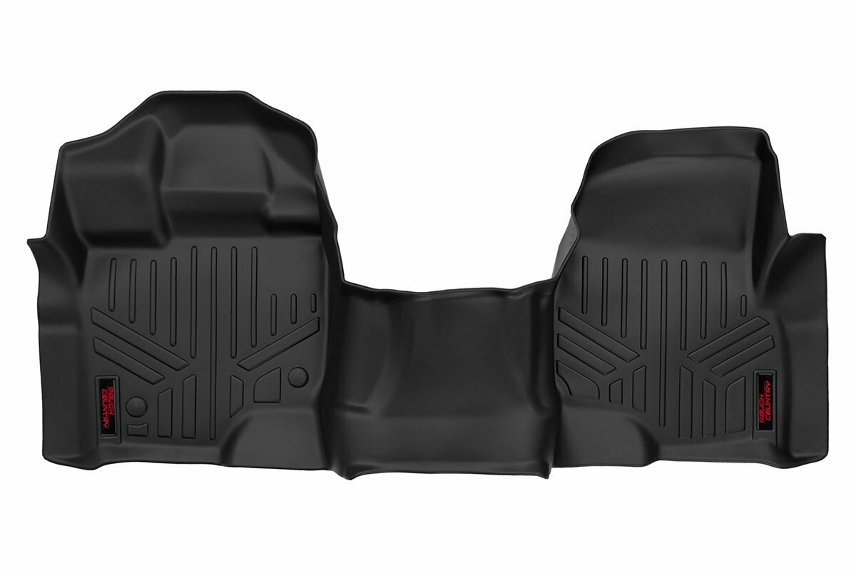 Heavy Duty Floor Mats [Front | 1pc] - (15-20 Ford F-150)