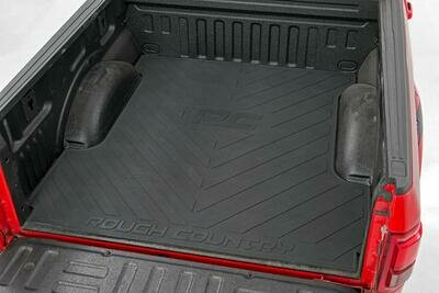 Ford Bed Mat | RC Logos (2017-20-20 F-250/350 | 8' Bed)