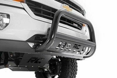 GM 19-20 Silverado / Sierra 1500 Bull Bar (Black)