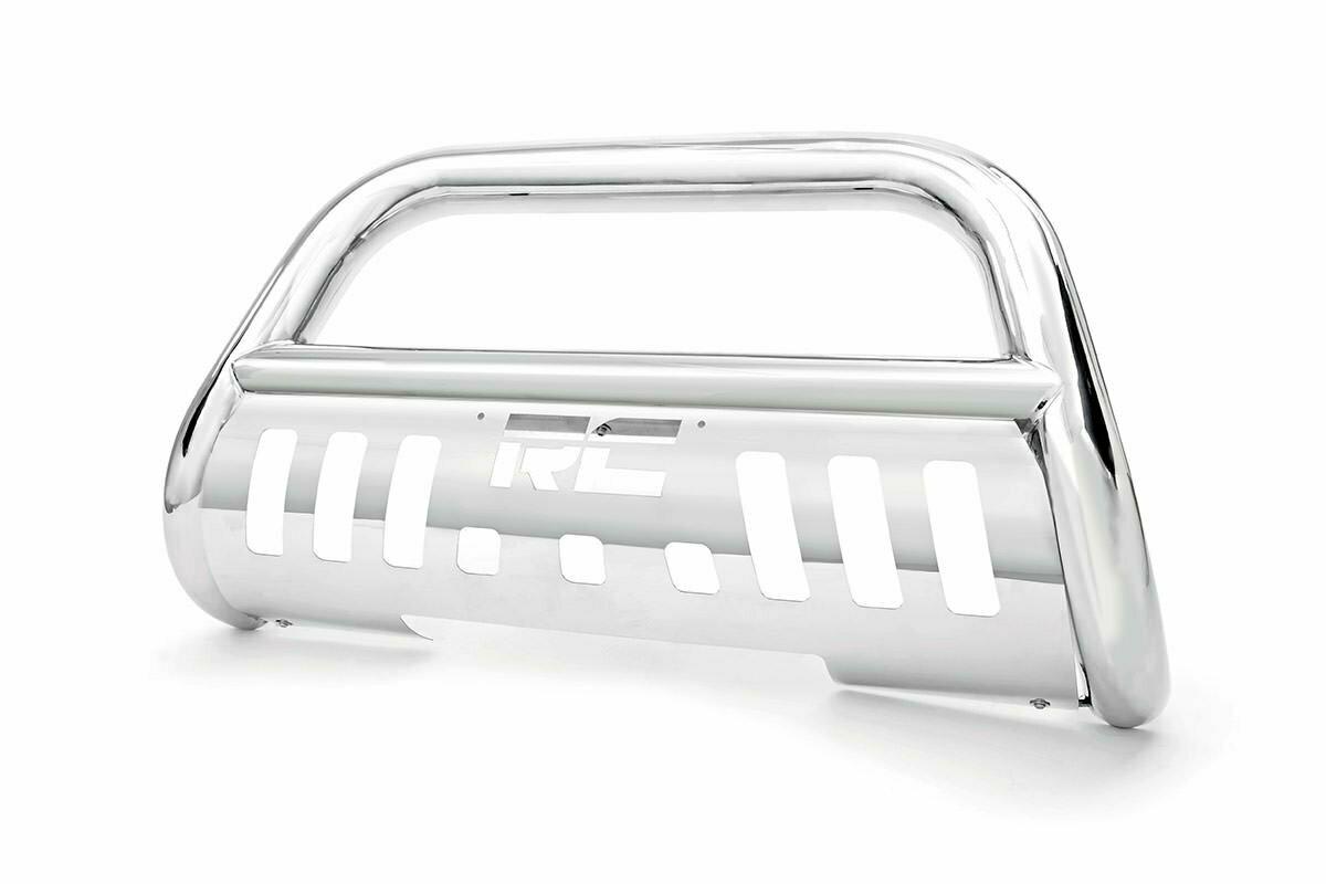 Chevrolet 07-13 Avalanche Bull Bar (Stainless Steel)