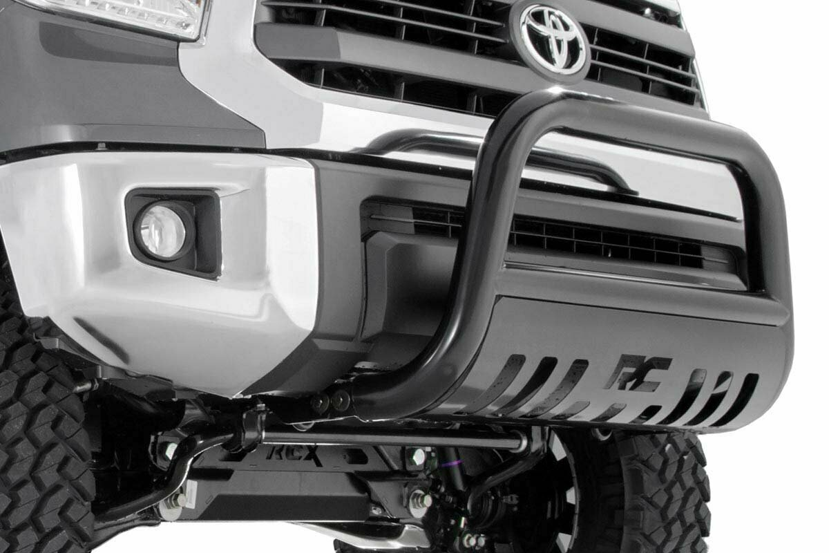 Toyota 05-15 Tacoma Bull Bar (Black)