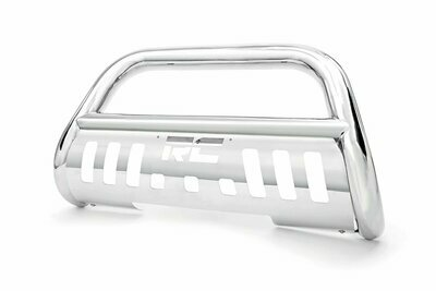 GM 11-19 2500HD/3500HD PU Bull Bar (Stainless Steel)