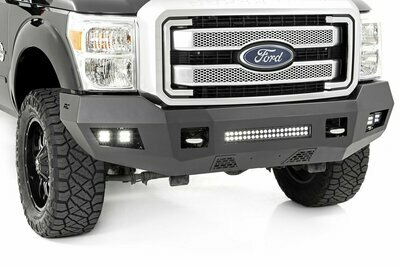 Ford Heavy-Duty Front LED Bumper (11-16 F-250/F-350)