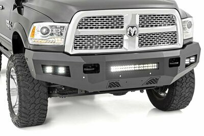 Ram Heavy-Duty Front LED Bumper (10-18 2500/3500)